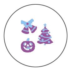 festivites - noel - paques - Halloween - picotyevent