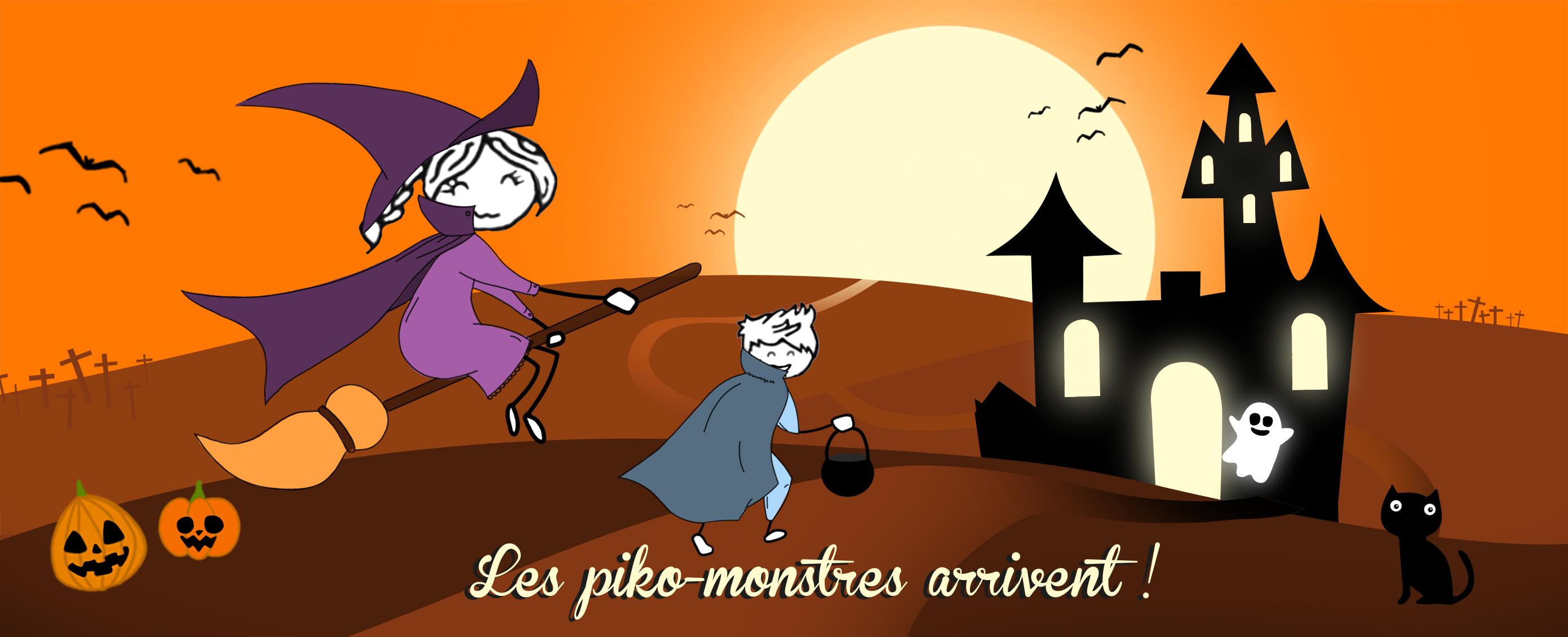 PIKOTY- Halloween