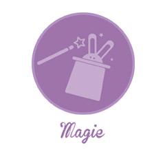 Spectacles de magie pour enfants