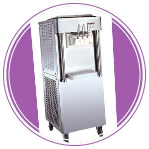 location machine à glaces à l'italienne